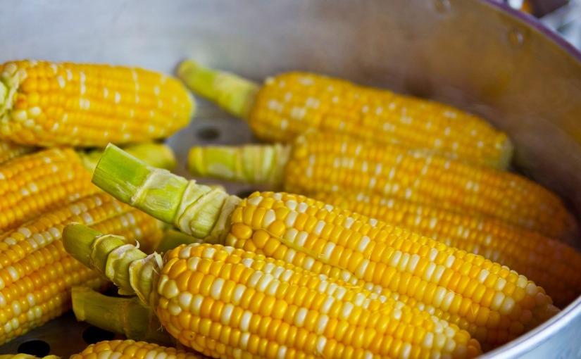 Creamy Corn Pasta